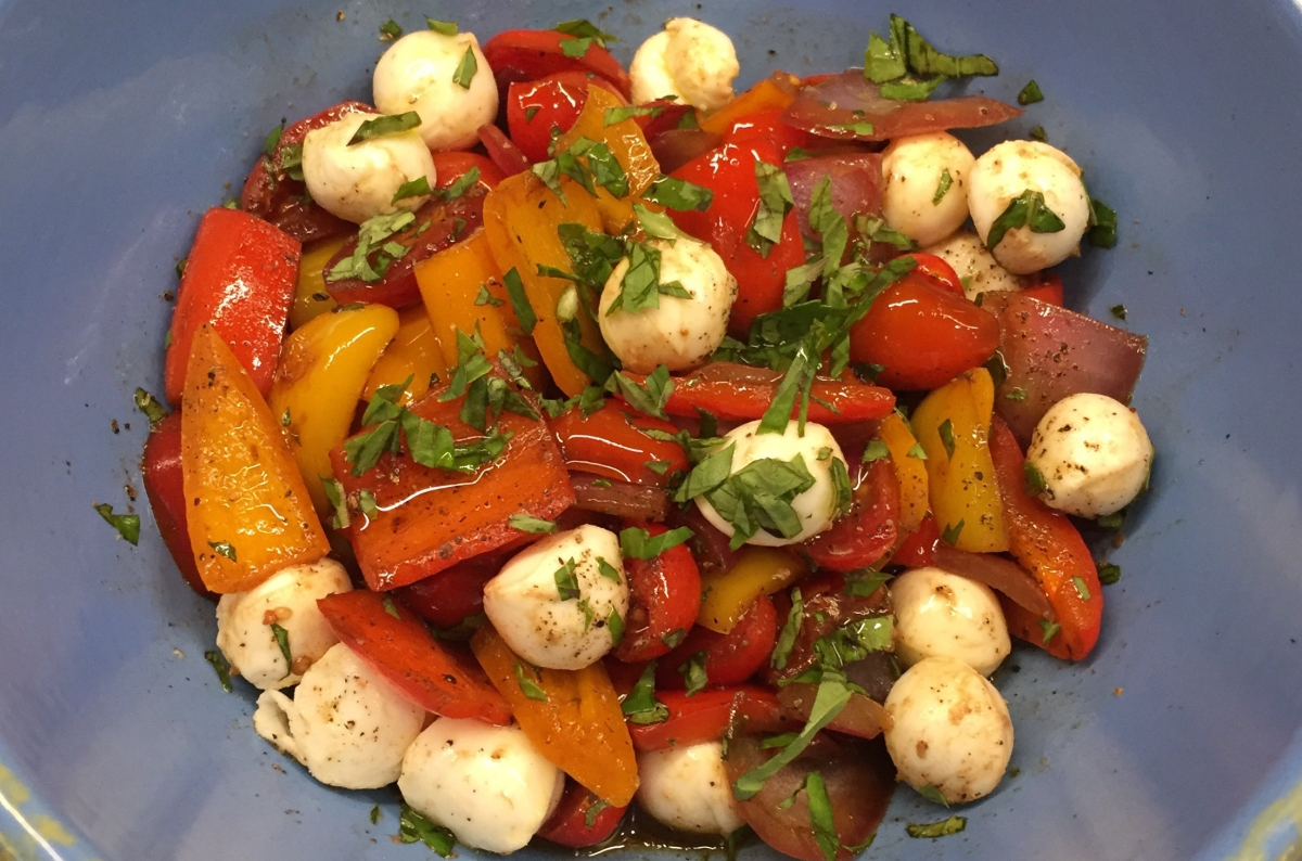 Summer Vegetable Sauté