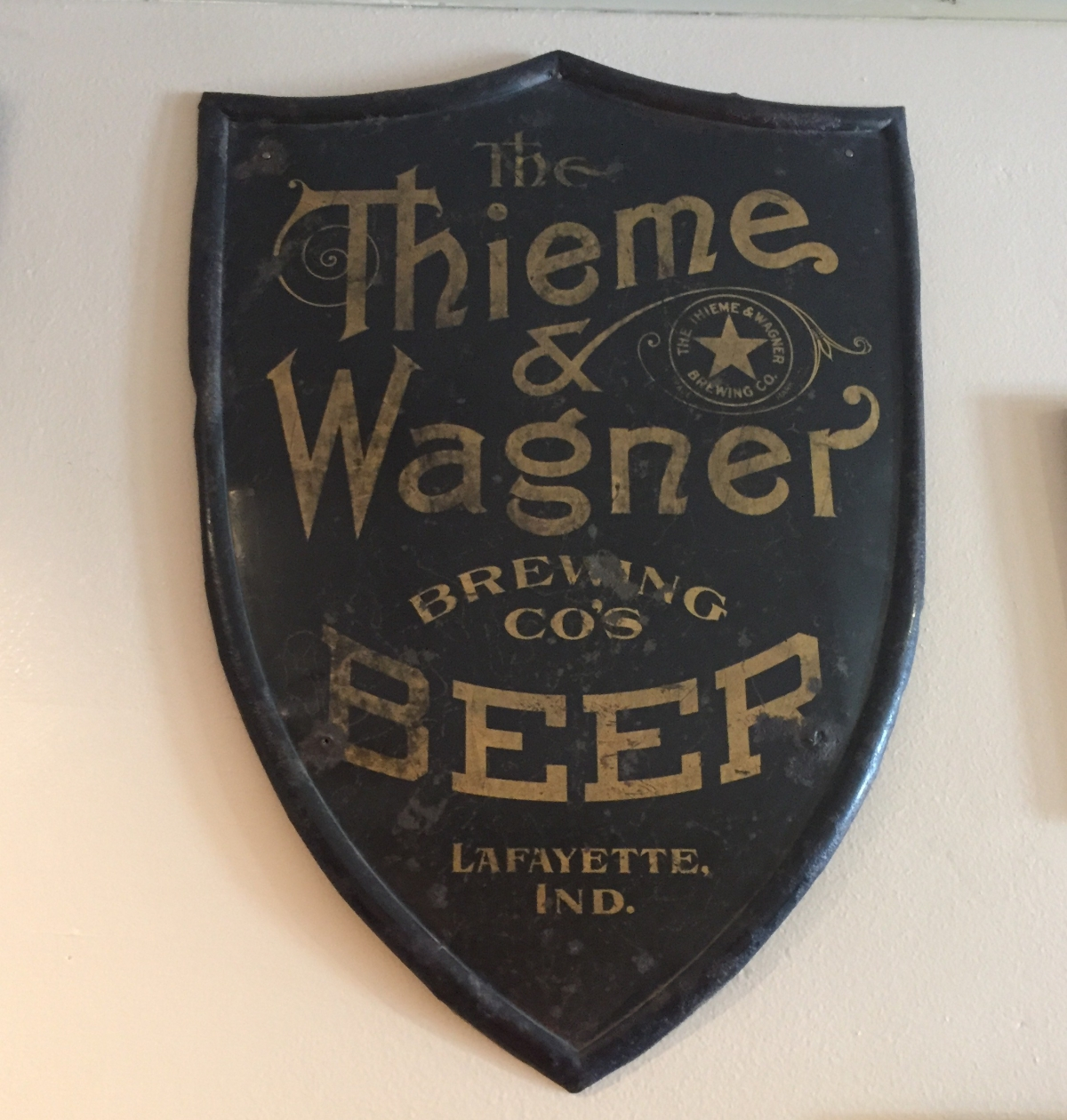 Brewing Again at Thieme & Wagner